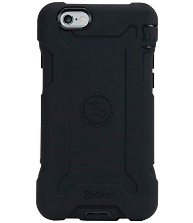 Gecko Gecko Rugged Classic Case Apple iPhone 6 Plus / 6S Plus Black
