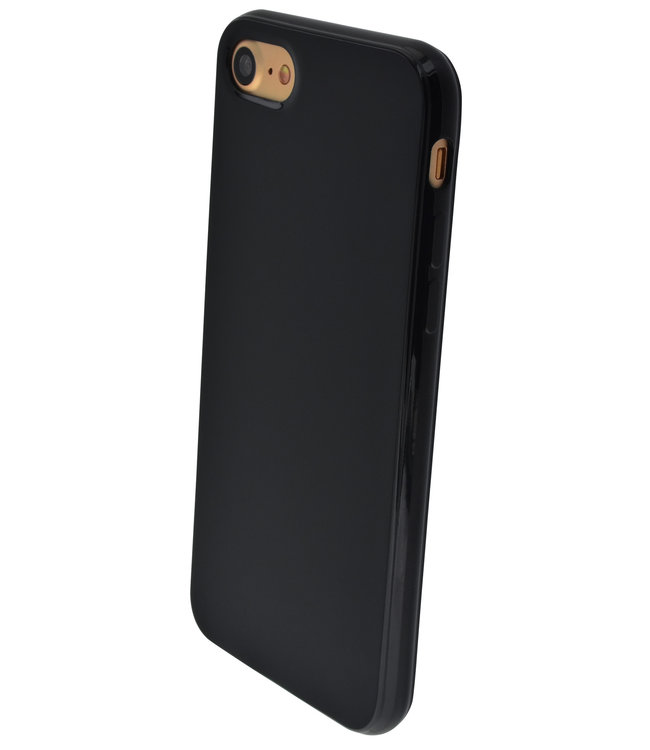 Mobiparts Classic TPU Case Apple iPhone 7/8/SE (2020) Black