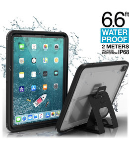 Catalyst Catalyst Waterproof Case Apple iPad 9.7 (2017)/Apple iPad 9.7 (2018) Stealth Black