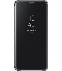 Samsung Samsung Galaxy S9 Clear View Cover Black