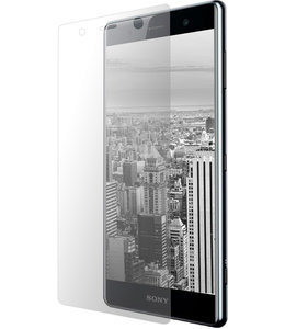Mobiparts Mobiparts Curved Glass Sony Xperia XZ2 Premium
