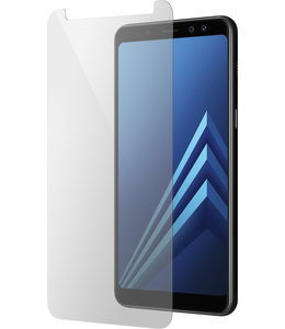 Mobiparts Mobiparts Regular Tempered Glass Samsung Galaxy A8 (2018) 62mm