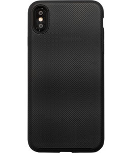 Mobiparts Mobiparts Rugged Tough Grip Case Apple iPhone XS Max Black