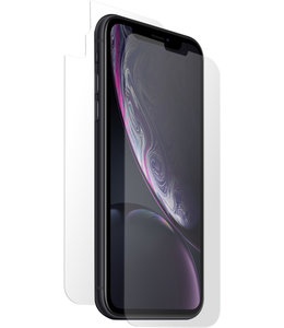 Mobiparts Mobiparts Full Body Glass Screen Protector Apple iPhone XR