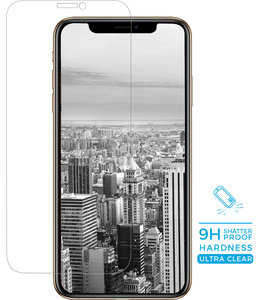 Mobiparts Mobiparts Armoured Glass Apple iPhone X/XS/11 Pro