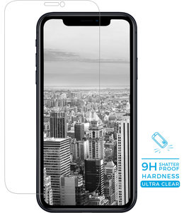 Mobiparts Mobiparts Armoured Glass Apple iPhone XR/11