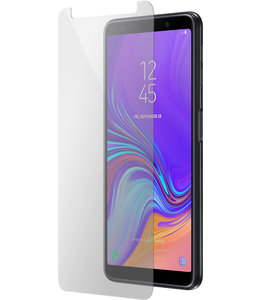 Mobiparts Mobiparts Regular Tempered Glass Samsung Galaxy A7 (2018)