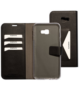 Mobiparts Mobiparts Classic Wallet Case Samsung Galaxy J4 Plus (2018) Black