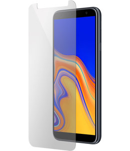 Mobiparts Mobiparts Regular Tempered Glass Samsung Galaxy J4 Plus (2018)