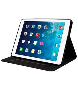 Mobiparts Mobiparts Classic Folio Case Apple iPad Air /Air 2/ 9.7 (2017) /9.7 (2018) /Pro 9.7 Black