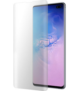 Mobiparts Mobiparts Curved Glass Samsung Galaxy S10 Plus