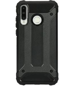 Mobiparts Mobiparts Rugged Shield Case Huawei P30 Lite Black