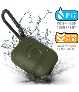 Catalyst Catalyst Waterproof Case Apple Airpods Army Green