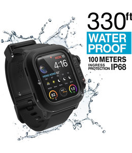 Catalyst Catalyst Waterproof Case Apple Watch Series 4/5/6/SE 40mm Black