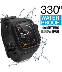 Catalyst Catalyst Waterproof Case Apple Watch Series 4/5/6/SE 44mm Black