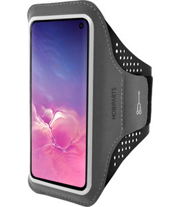 Mobiparts Mobiparts Comfort Fit Sport Armband Samsung Galaxy S10e Black
