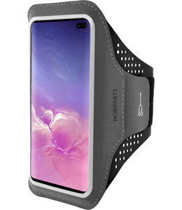 Mobiparts Mobiparts Comfort Fit Sport Armband Samsung Galaxy S10 Plus Black