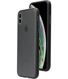 Mobiparts Mobiparts Classic Hardcover Apple iPhone XS Max Grey