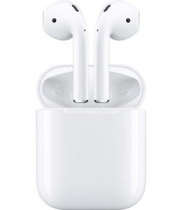 Apple AirPods 2019 (met oplaadcase)