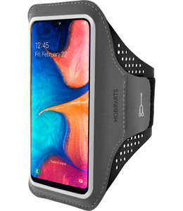 Mobiparts Mobiparts Comfort Fit Sport Armband Samsung Galaxy A20e (2019) Black