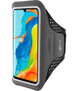 Mobiparts Mobiparts Comfort Fit Sport Armband Huawei P30 Lite Black