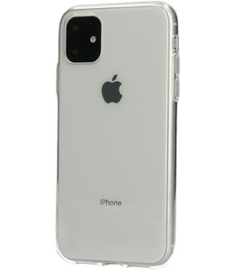 Mobiparts Mobiparts Classic TPU Case Apple iPhone 11 Transparent