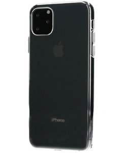 Mobiparts Mobiparts Classic TPU Case Apple iPhone 11 Pro Max Transparent