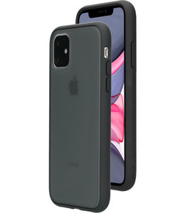 Mobiparts Mobiparts Classic Hardcover Apple iPhone 11 Grey