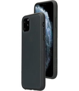 Mobiparts Mobiparts Classic Hardcover Apple iPhone 11 Pro Max Grey