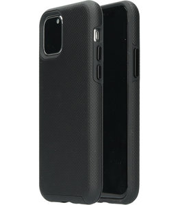 Mobiparts Mobiparts Rugged Tough Grip Case Apple iPhone 11 Pro  Black