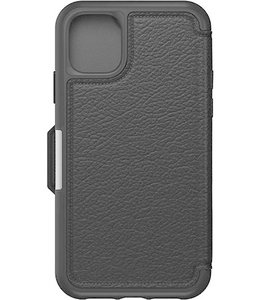 Otterbox Otterbox Strada Case Apple iPhone 11 Shadow Black