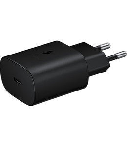 Samsung USB-C Travel Adapter 25W Black w/o cable