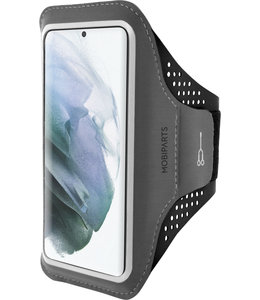 Mobiparts Mobiparts Comfort Fit Sport Armband Samsung Galaxy S21 Plus Black