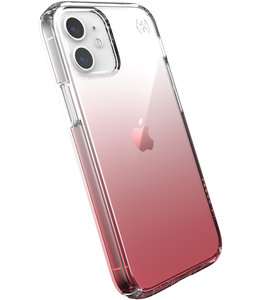 Speck Speck Presidio Perfect Clear Ombre Apple iPhone 12 Mini Clear/Vintage Rose - with Microban