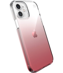 Speck Speck Presidio Perfect Clear Ombre Apple iPhone 12 / 12 Pro Clear/Vintage Rose - with Microban