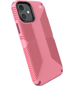 Speck Speck Presidio2 Grip Apple iPhone 12 / 12 Pro Vintage Rose - with Microban