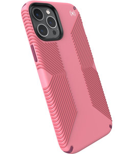 Speck Speck Presidio2 Grip Apple iPhone 12 Pro Max Vintage Rose - with Microban