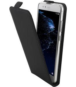 Mobiparts Mobiparts Premium Flip TPU Case Huawei P10 Lite Black