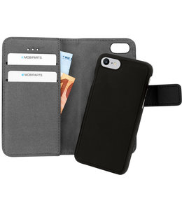 Mobiparts Mobiparts 2 in 1 Premium Wallet Case Apple iPhone 7/8 Black