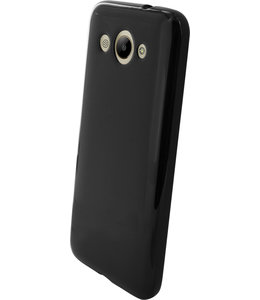 Mobiparts Mobiparts Classic TPU Case Huawei Y3 (2017) Black