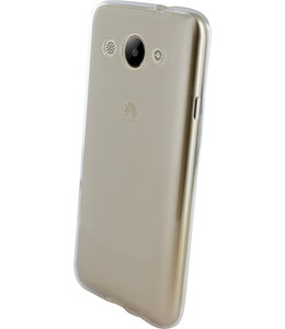 Mobiparts Mobiparts Classic TPU Case Huawei Y3 (2017) Transparent