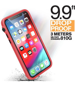 Catalyst Catalyst Impact Protection Case Apple iPhone X/XS Coral