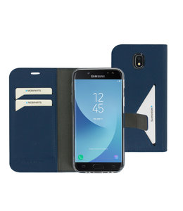 Mobiparts Mobiparts Classic Wallet Case Samsung Galaxy J5 (2017) Blue