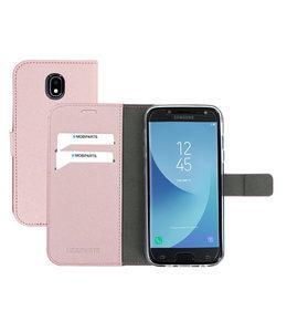 Mobiparts Mobiparts Saffiano Wallet Case Samsung Galaxy J5 (2017) Pink
