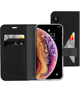 Mobiparts Mobiparts Classic Wallet Case Apple iPhone X/XS Black