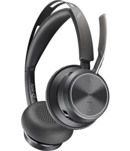 Poly Plantronics VOYAGER FOCUS 2 UC  wireless headset