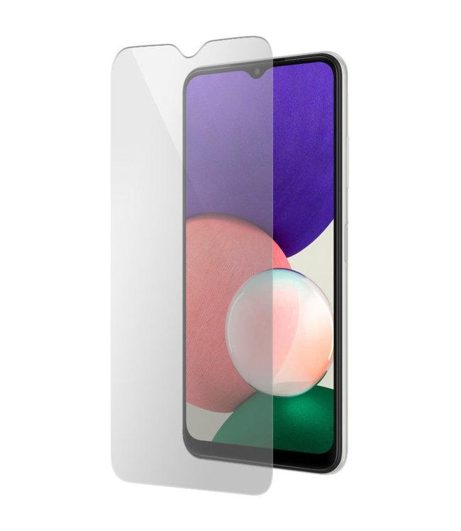 Mobiparts  Regular Tempered Glass Samsung Galaxy A22 5G