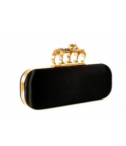 ALEXANDER McQUEEN Statement Clutch