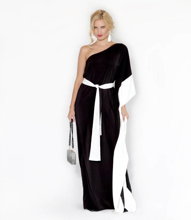 ALESSANDO LEGORA Greek Style Evening Dress
