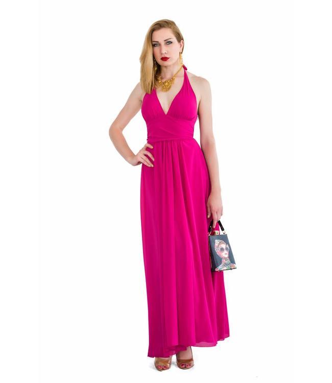 LANA CAPRINA  Pink Marilyn Dress